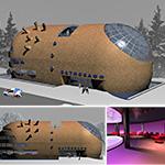 Персональная творческая мастерская архитектора Владимира Авксентюка (Новосибирск)