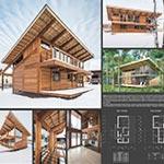 NEWOOD - современные деревянные дома (Москва)